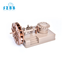 SZ STEAM  DIY STEM Toys for Children Physical Scientific Experiment Creativity Learning Educational Toy DIY Water Mill Gift sz steam diy stem toys for children physical scientific experiment creativity learning educational toy diy shooting machine gift