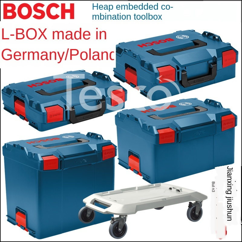 Original L-Boxx Stackable Toolbox 102/136/238/374 Folding Car