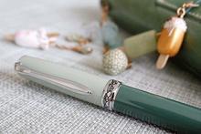 LIY Morandi Color Fountain Pen Converter Metal Germany Nib EF/F Optional