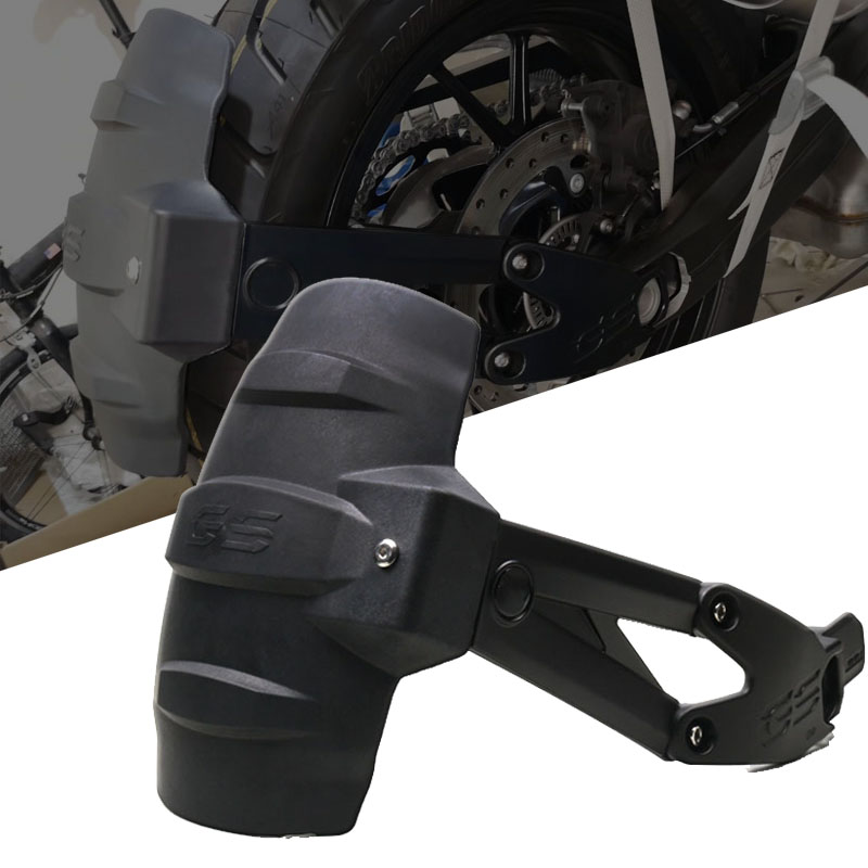 For BMW F750GS F850GS Adventure F850 F750 GS ADV F 750 2018 2019 Motorcycle Accessories Rear Fender Mudguard Mudflap Guard Cover(China)