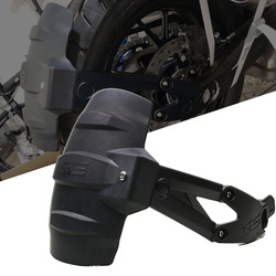 For BMW F750GS F850GS Adventure F850 F750 GS ADV F 750 2018 2019 Motorcycle Accessories Rear Fender Mudguard Mudflap Guard Cover