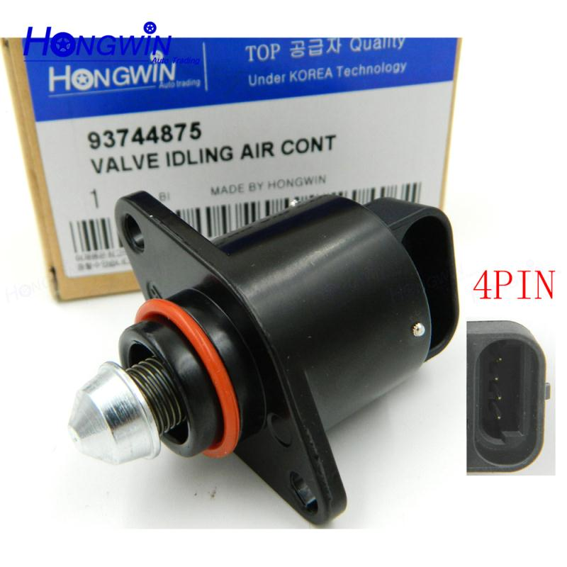 Клапан управления воздухом IAC для автомобиля GM Buick, Chevrolet Optra/lacette 2007-2012 93744875/9374 4875 / C2177 / 93744675 / 17059603