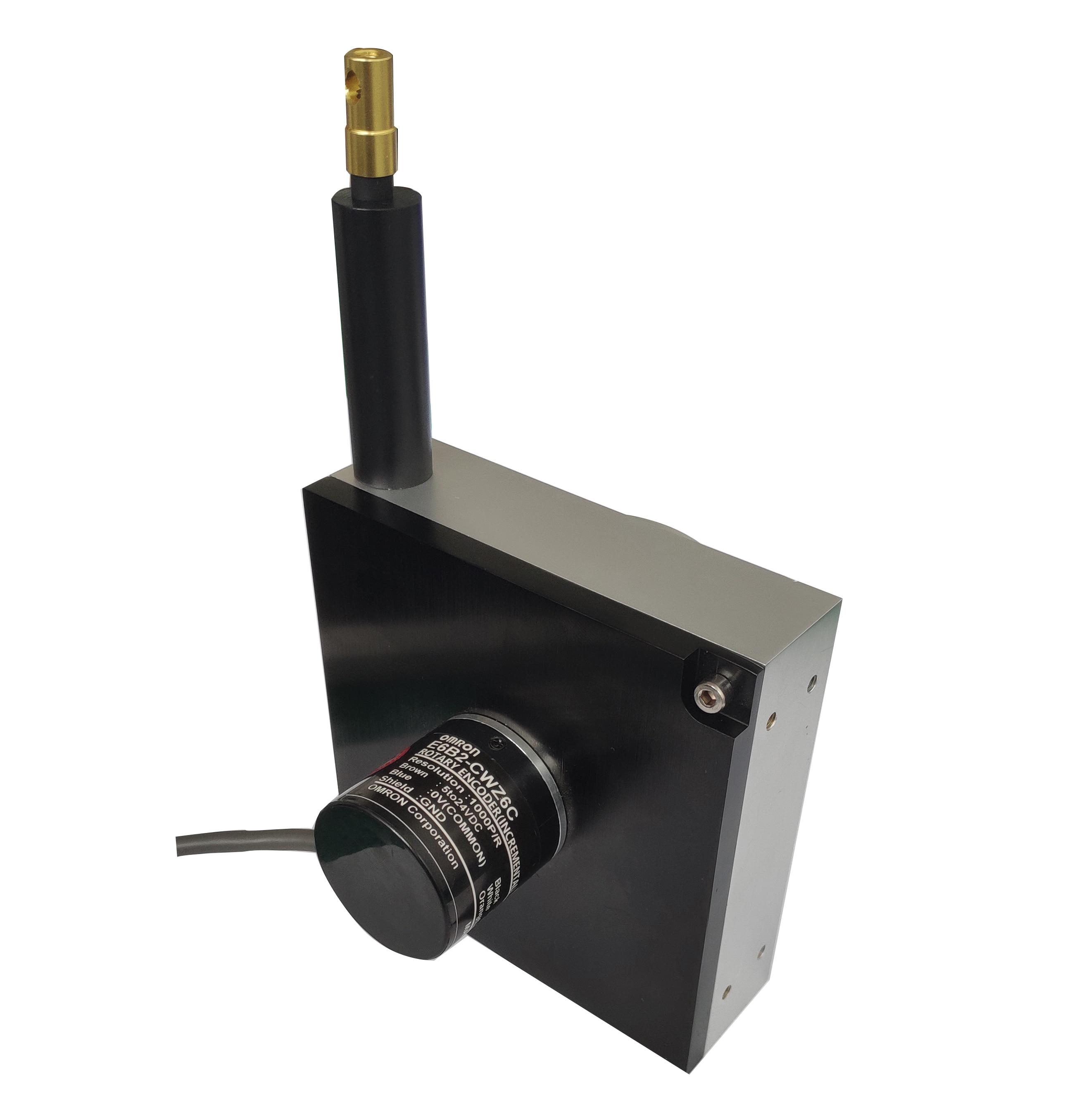 Encoder Pull Line Displacement Encoder Pull Rope Displacement Sensor High Precision Measurement 2000p