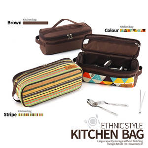 Storage-Bag Ziplock-Bags Closet-Organizer Barbecue-Tableware Camping Cookware Portable