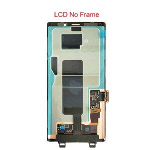 Image 3 - Dla Samsung Galaxy Note 9 N960 N960F N960D N960DS wyświetlacz LCD ekran dotykowy Digitizer zgromadzenie z ramą zgromadzenie wymienić 100% T
