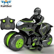 Radio vadāmie motocikli
