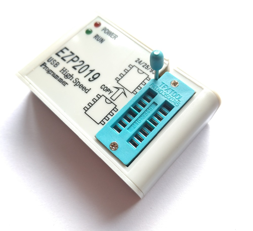 EZP2010 high-speed USB SPI Programme Ponis-Limos IC Test Clips socke Support 24 25 93 EEPROM 25 Flash BIOS Chip