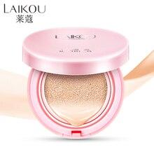 LAIKOU Air Cushion BB крем корректор макияж Корейская Косметика Голый макияж основа солнцезащитный крем увлажняющий CC изоляция
