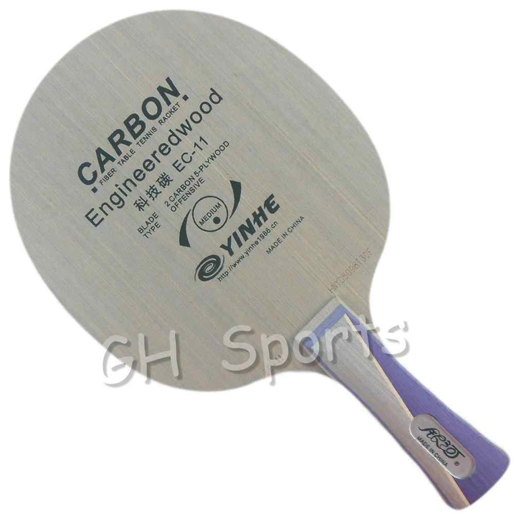 Galaxy Milky Way Yinhe EC-11 Carbon EC 11 EC11 Engineeredwood OFF Table Tennis Blade for PingPong Racket