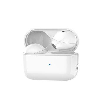 Niewidoczne bezprzewodowe słuchawki douszne z mikrofonem Bluetooth 5.0 słuchawki douszne z dotykowym/Nano rozmiar/Waterpfoof Mini bezprzewodowa słuchawka do spania