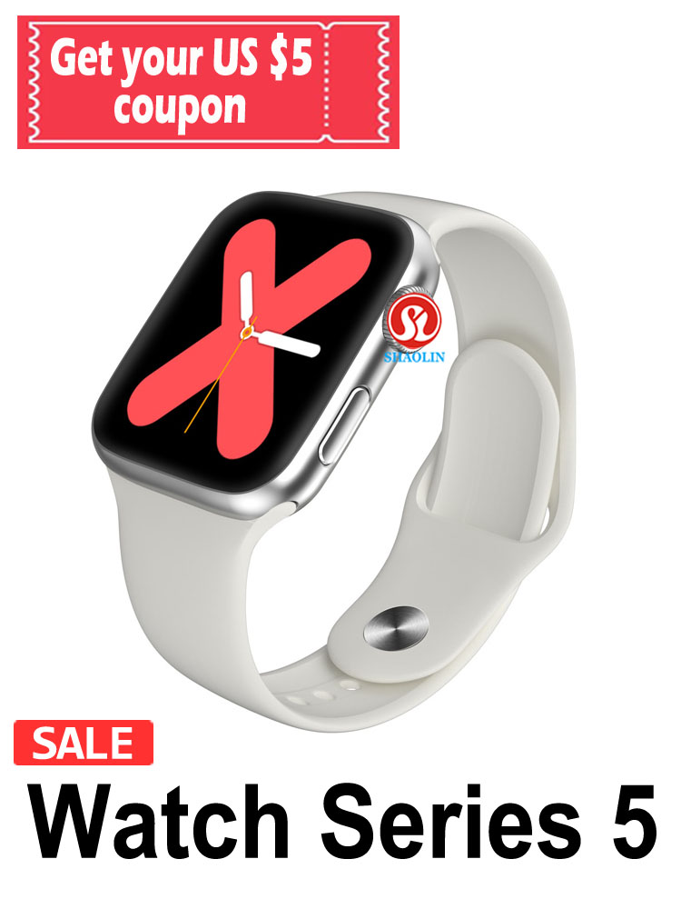 Smart-Watch Phone-Better Series 44mm Android for Apple IWO 6 7-9/10-11/12 Than