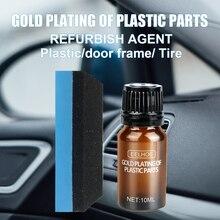 Car-Cleaner Interior-Part Plastic Parts Coating-Paste Maintenance Refurbish-Agent Automotive