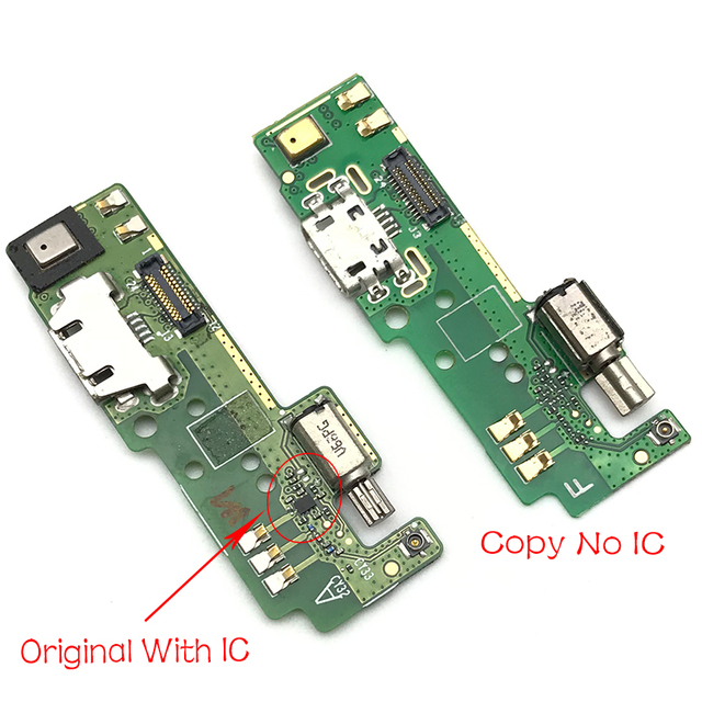 Orijinal Yeni USB şarj portu Flex Kablo Sony Xperia Için E5 F3311 F3313 yuva konnektörü şarj portu Flex Kablo Değiştirme