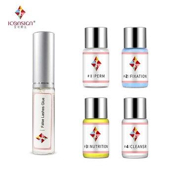 Dropshipping Lash lift Kit Makeupbemine Eyelash Perming Kit ICONSIGN Lashes Perm Set Can Do Your