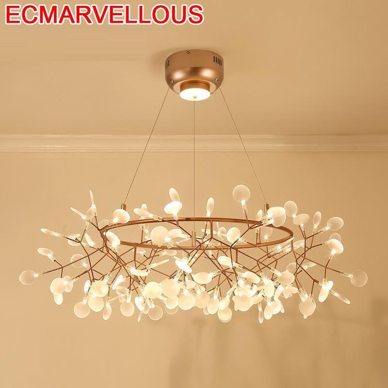 Techo Colgante Moderna Lustre E Pendente Par Sala De Jantar Loft Suspension Lampe Suspension Luminaire Lampen Moderne Pendentif Lumière