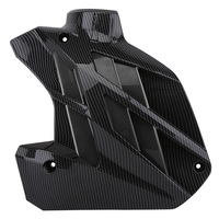for YAMAHA NVX155 Aerox155 Motorcycle Water Tank Radiator Cover Protector Guard NVX Aerox 155 Motorcycle Scooter Accessories