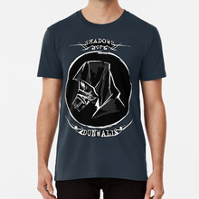 Black Shadows T Shirt Dishonored Black Assassins Whalers Ste