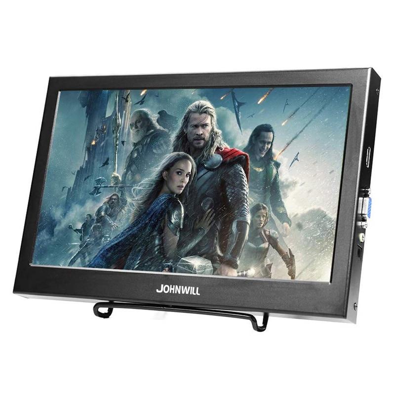11.6 Inch Portable Gaming Monitor Pc Laptop 1080P IPS HD Mini LCD Display Screen VGA HDMI Computer Monitor For Raspberry Pi PS4