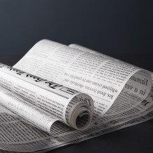 8 м бумага для выпечки на масле барбекю масло хлеб бумага антипригарная оберточная бумага маслостойкая Восковая бумага упаковочная бумага Рождественский Декор кухонные инструменты
