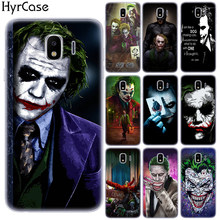 Joker Movie 2019 Soft Silicone Case Cover For Samsung Galaxy J2 J5 Prime J3 2017 J8 J4 J6 2018 Note 10 Pro 8 9 M10 M20 M30(China)
