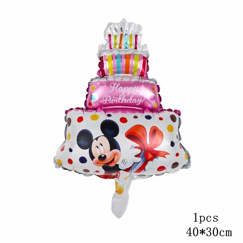 Super Mega Sale 618C0 30Pcs Mickey Mouse Theme Birthday Party Funny Birthday Cards Online Unhofree Goldxyz