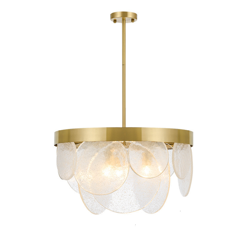 Modern Living Room Restaurant Pendant Light Nordic  Glass Ball Pendant Lamp Fixtures Suspension Luminaire