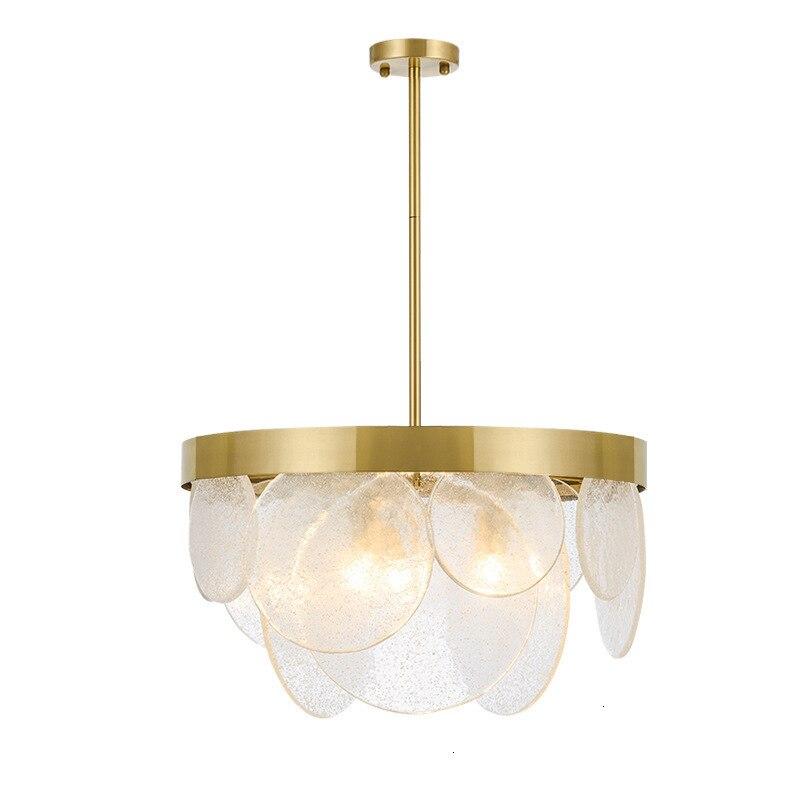 Moderna sala de estar restaurante luz pingente nordic bola vidro luminária luminárias suspensão