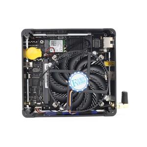 Image 5 - Intel i7 10750H i9 Gaming Mini PC Windows 10 2 Intel Lans Desktop Computer PC System Unit 2*DDR4 2*M.2 AC WiFi 4K HTPC HDMI DP