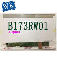 17.3 inches N173O6-L02 Rev.C1 LED LTN173KT01,B173RW01 V.2 V.4 V.5 LP173WD1 (TL)(A1) LTN173KT02 N173FGE-L21 40-pin LCD Panel