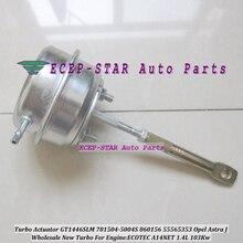 Турбо привод GT1446SLM 781504-0006 781504-5004S 781504-5007S 55565353 для Chevrolet Cruze для Opel Марка Meriva Astra A14NET 1.4L