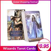 Cartas de Tarot de 78 hojas para adultos, juego de mesa versión en inglés, adivinación, Light Seer's Oracle, cartas para juegos de mesa