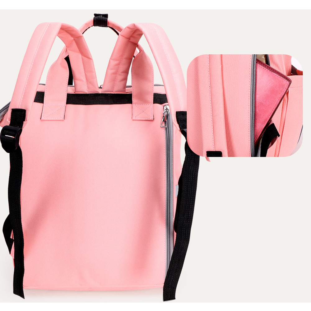 Mommy Bag Maternity Nappy Bag Stroller Large Capacity Baby Travel Backpack Mommy Nursing Bag Baby Care Changing Diaper Bag