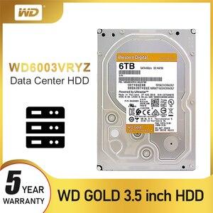 Image 1 - Ổ Cứng WD Tây Kỹ Thuật Số Mới Vàng 2TB 4TB 6TB 8TB 10TB 14TB HDD SATA 3.5 Cứng Bên Trong Đĩa Harddisk Cứng Disque Dur Máy Tính Để Bàn