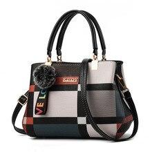 2020 frauen Tasche PU Leder Handtasche für Feminina Weibliche Luxus Messenger Bag Schulter Dame Designer Sac ein Haupt Crossbody Totes