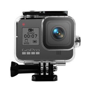 Image 1 - Водонепроницаемый чехол для камеры Go Pro Hero 8, 45 м, 2019