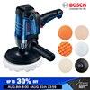Bosch Polishing Machine GPO 950 DA Car Wax Polisher Electric 220V 50Hz Input Power 950w  EMC Backing Plate 180mm Polishing Pad 1