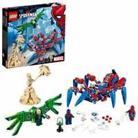 Designer Lego Marvel Super Heroes 76114 Паучий Rover