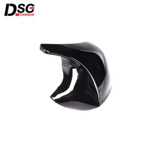 Image 2 - ABS Gloss Black Rear View Mirror Caps For BMW 3 Series E90 E91 05 07 & E90 E92 06 09 Replacement Cover E81 E82 E87 E88 pre LCI