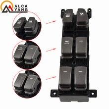 93570-3K600 935703K600 ventana interruptor principal botón LHD para 08-10 Hyundai NF Sonata