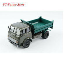 Коллекционные 1:43 Масштаб литья под давлением КАМАЗа MA3-5549 сплав автомобиль на российский грузовик HAW автомобили модель игрушки для фанатов подарки