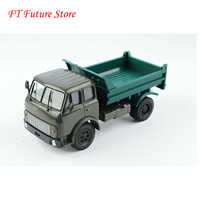 Kolekcjonerska w magazynie 1:43 skala Diecast Kamaz MA3-5549 ze stopu samochód rosja do ciężarówek takim jak HAW model pojazdów zabawki dla fanów prezenty