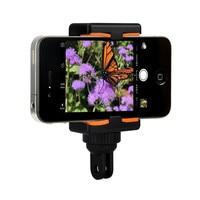 2 шт. адаптер крепления камеры для GoPro Hero 7 6 5 4 sony 4K Xiaomi yi 1/4 дюйма-20 винтов Адаптер штатива Экшн-камера 3