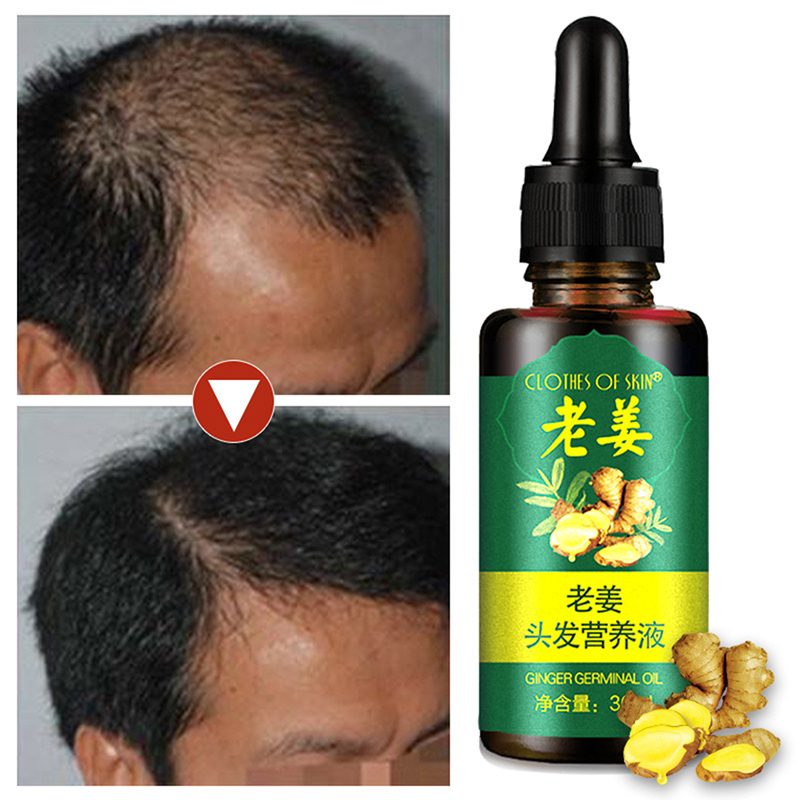 Anti utrata włosów esencja na długie rzęsy naprawa oleju suche włosy długotrwałe utrzymanie wilgotności oleju 7 dni Serum wzrostu włosów Essence 30ml