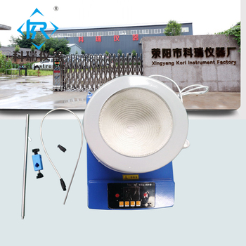 China cheap factory price for ZNCL-TS heating mantle 1000ml/laboratory heating mantle/stirring heating mantle фото