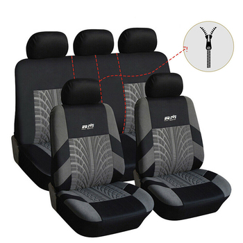 Universal Car Seat Cover Auto Car Covers Accessories for Citroen C2 C3 Aircross C4 Cactus 2012 2013 2015 2016 2017 2018