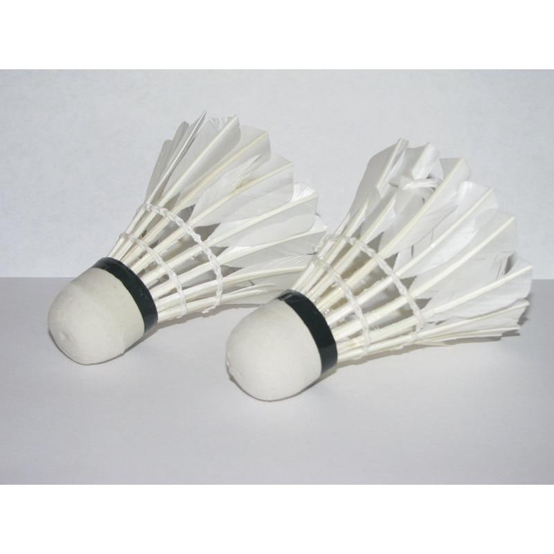 LED Light-Up Badminton Birdies (Set Of 2) Shuttlecocks Shuttlecock Feather