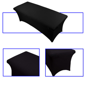 Image 5 - Special Eyelash Extension Elastic Bed Cover Sheets Stretchable Bottom Cils Table Sheet For Professional Lash Bed Makeup Salon