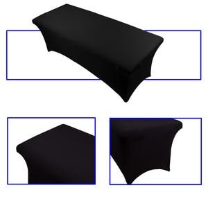 Image 5 - Spezielle Wimpern Verlängerung Elastische Bettdecke Bettwäsche Dehnbar Boden Cils Tisch Blatt Für Professionelle Lash Bett Make Up Salon