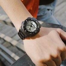Luxury Watches Men Fashion Digital Electronic Clock Sport Waterproof Military Chronograph Wristwatch Relogio Masculino цена и фото
