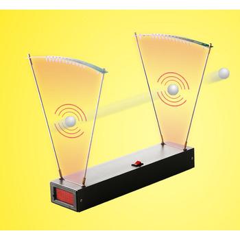 Gorący prędkościomierz Velocimetry proca prędkość przyrząd pomiarowy prędkość narzędzie pomiarowe kod rozrządu tabela strzelanie zabawek tanie i dobre opinie TTAKA7 Speed meter Velocimetry Speed Measuring Instrument
